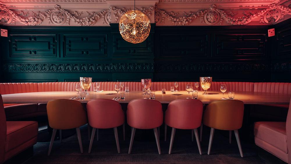Neighbourhood Restaurants | Interiors