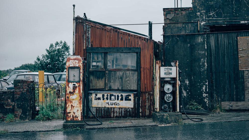 Rural Filling Station |Zeiss Lenspire