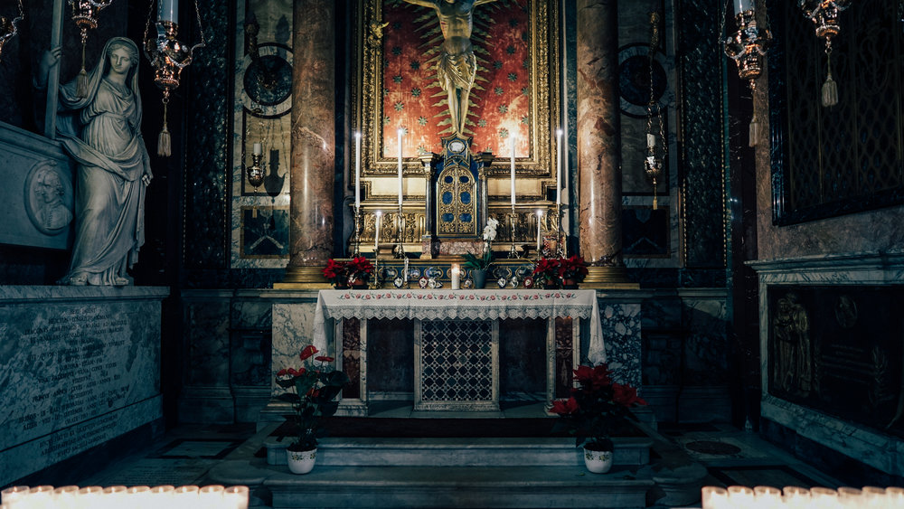 Sant'Andrea della Valle | Zeiss Lenses