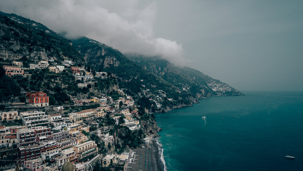 The Amalfi Coast | Zeiss Lenses