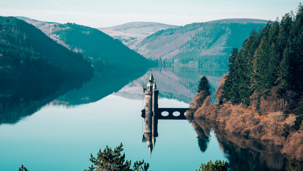 The Tower | Lake Vyrnwy Hotel