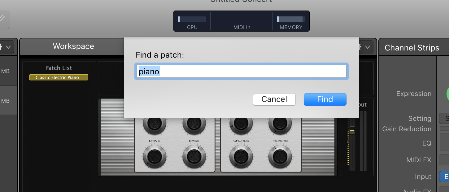 Announcing Song Specific Patches — Patch Foundry