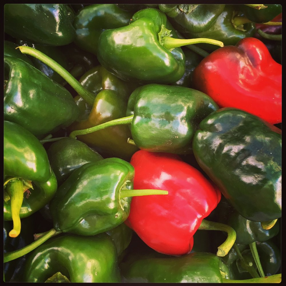 Peppers (Hot)