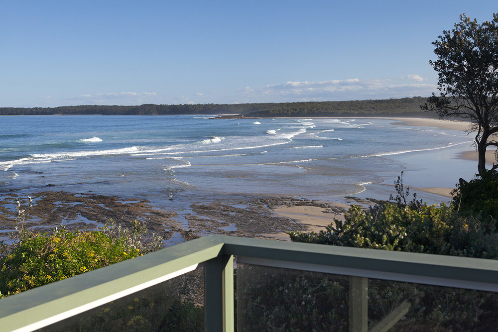 Headland East, Chalet 14 view from verandah.jpg