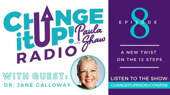Change It Up Radio Episode 8