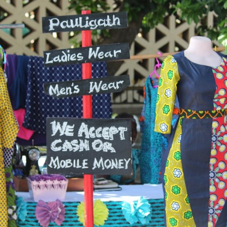 HOPSAN Mini Fair | Pauligath Wear