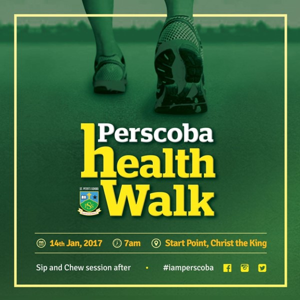 PERSCOBA | Health Walk