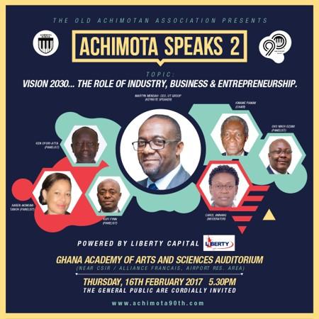 Achimota Speaks 2