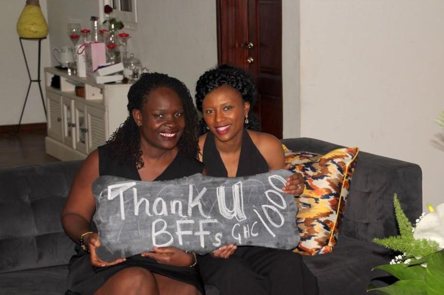 Thank U BFFs - GHC1000
