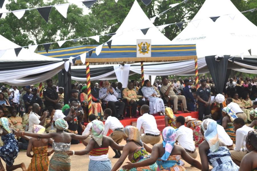 Achimota 90th - Founders Day Durbar