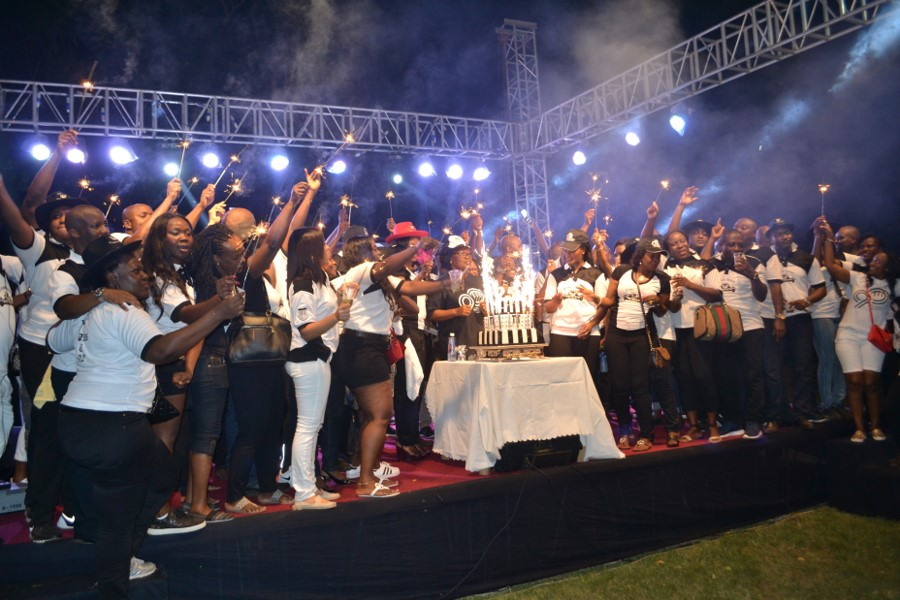 Achimota 90th - 92' Year Group Celebrate 25 Years