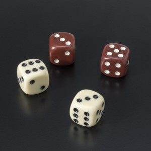 ROLL-the-DICE to Win A Discount