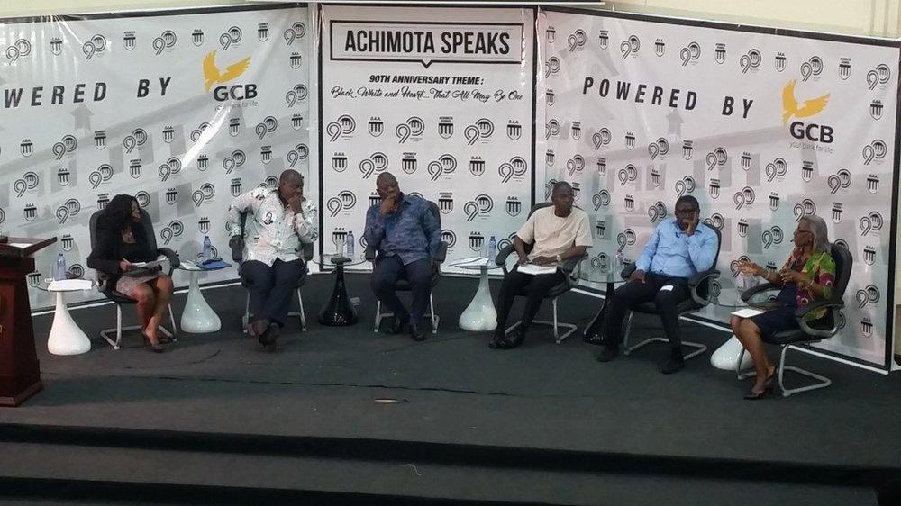 Achimota Speaks 4 Come Alive @ Achimota 90th