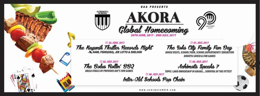 Akora Global Homecoming