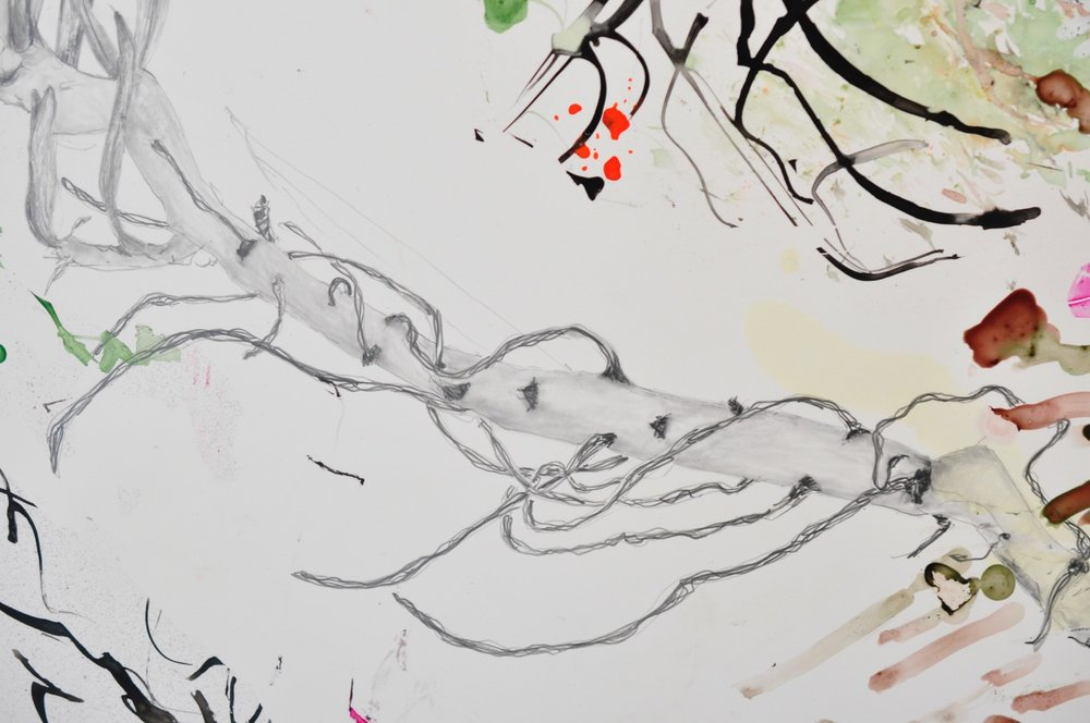 Willow Glen, detail