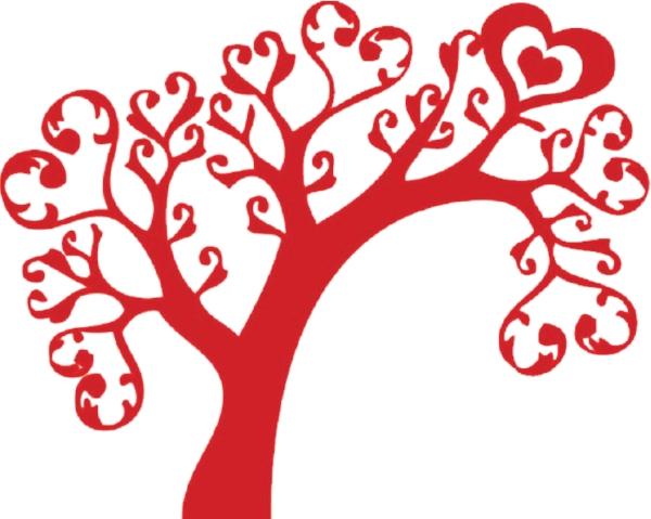 Kerrington's Heart Giving Tree