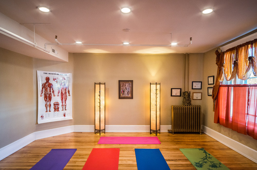 Explore the varied practices taught at Equipose Yoga Studio -