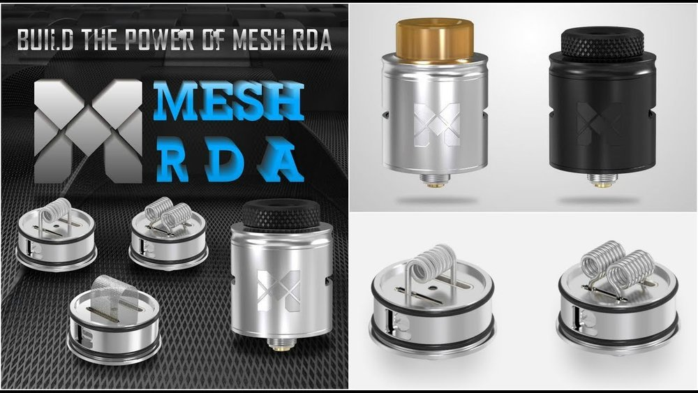 Mesh RDA Build Deck
