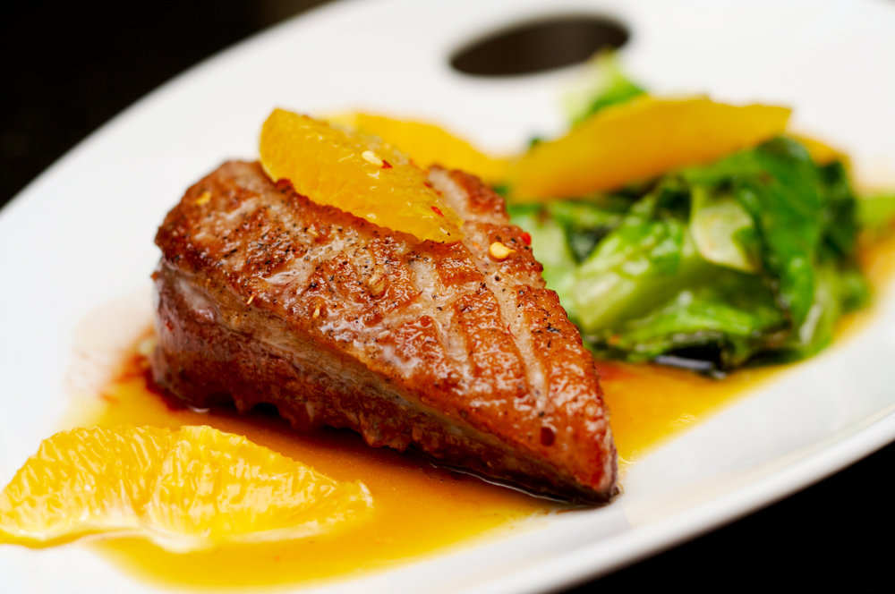 Citrus Duck Breast