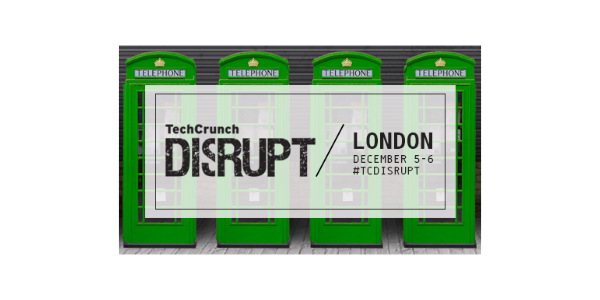 Tech Crunch Disrupt NY