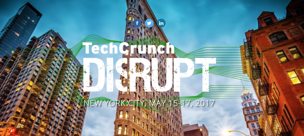 Disrupt TechCrunch