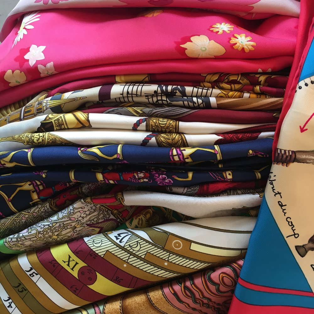 100% silk..... yada yada $250