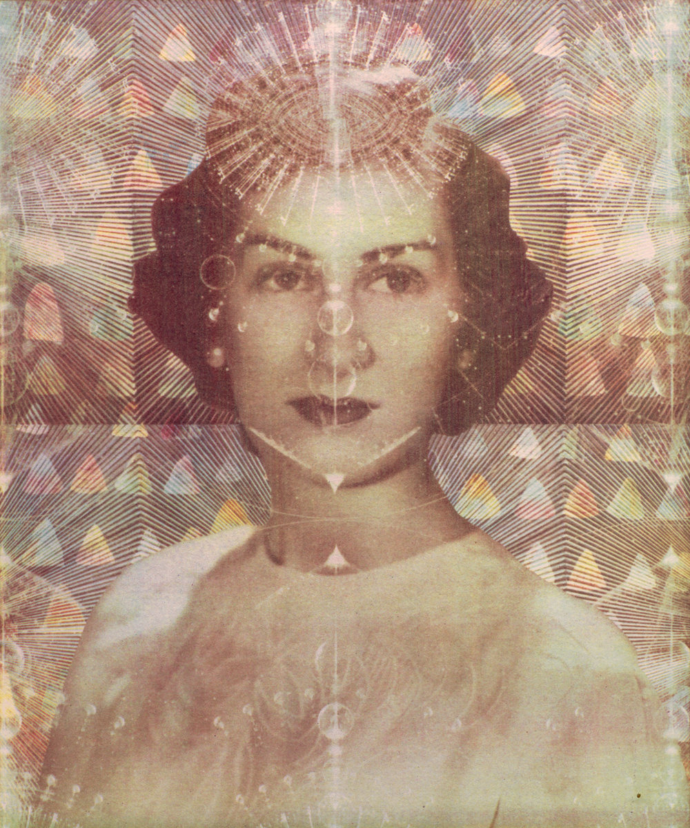 The Queen_12:2013_Gum Bichromate Print 9X7.5 Inches_Sharp.jpg