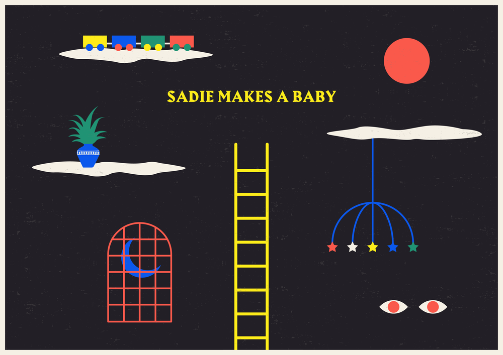 Sadie Makes a Baby
