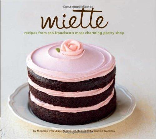 miette cookbook