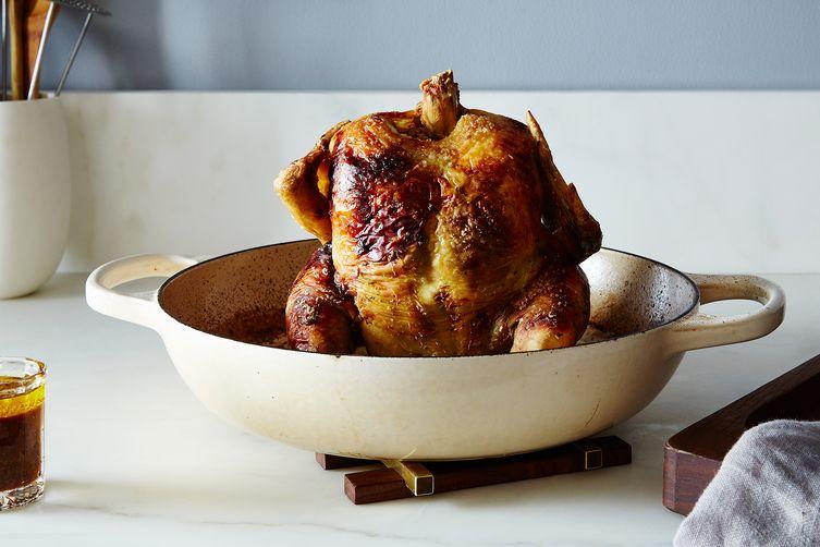 Beg, Borrow & Steal Chicken w/ Cilantro Tamarind Chicken