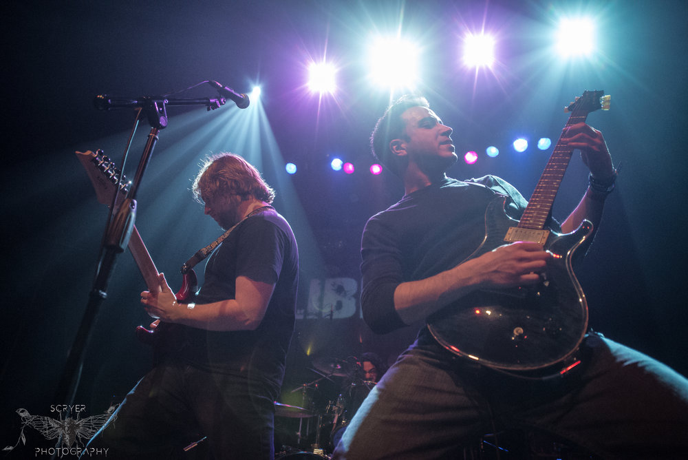Dylan Stark & Harun Gadol of Libricide at The Gramercy Theatre, NYC