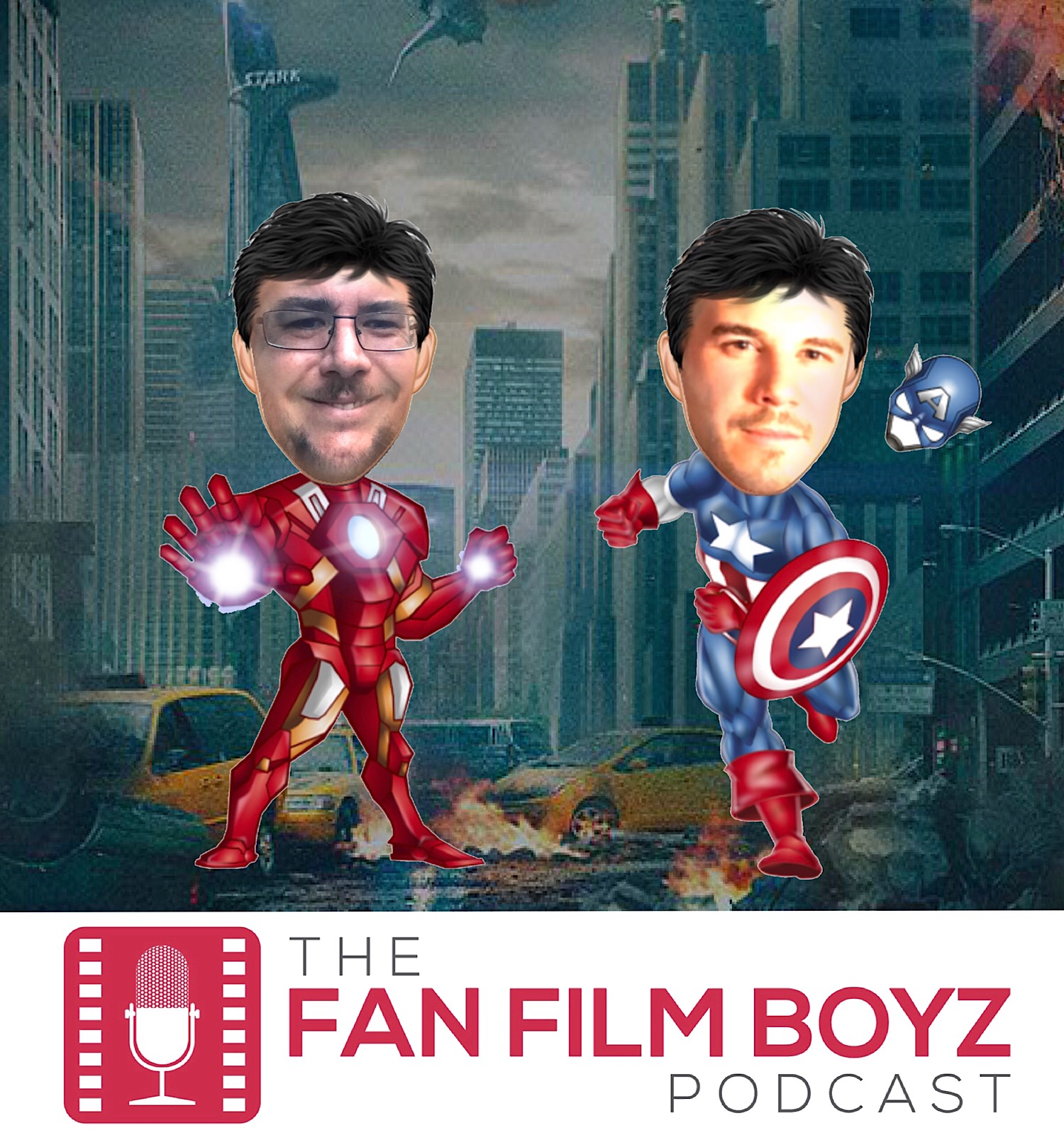 The Fan Film Boyz Podcast