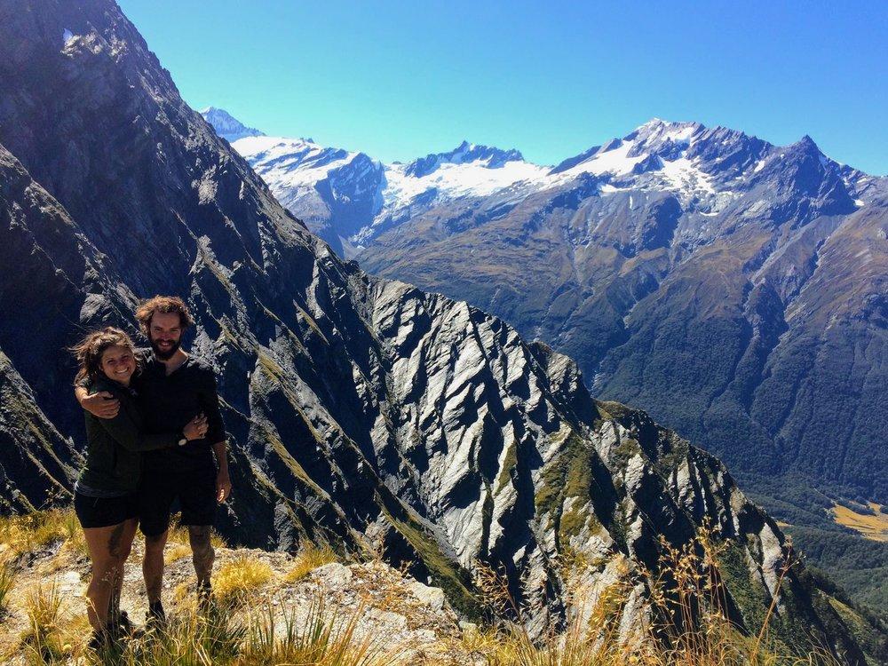 Traveler Profiles - Natascha: 1 & 2Logan & JoannaKate