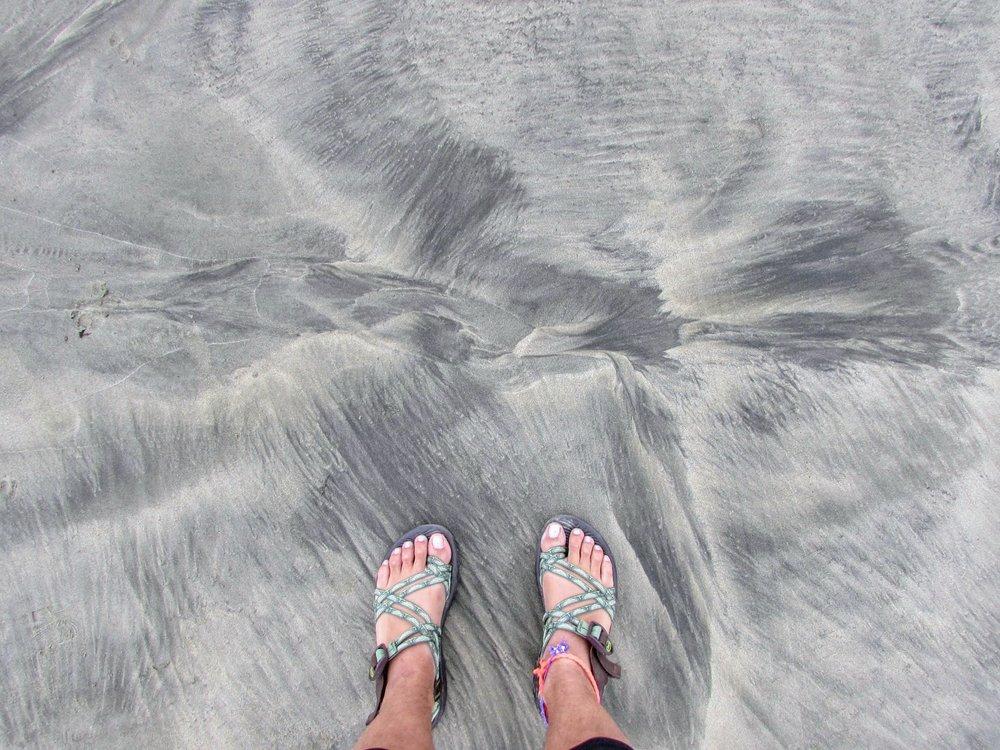 Oreti Beach, Southland /// 22 October 2016