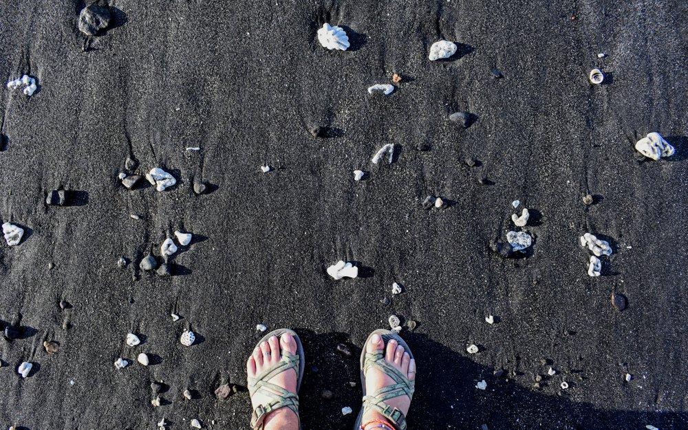 July 8,  Friendly Beach.