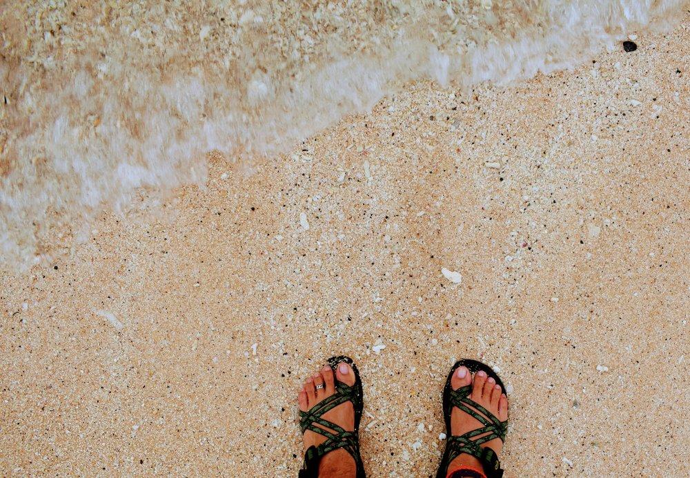 July 12,  Pele Island.