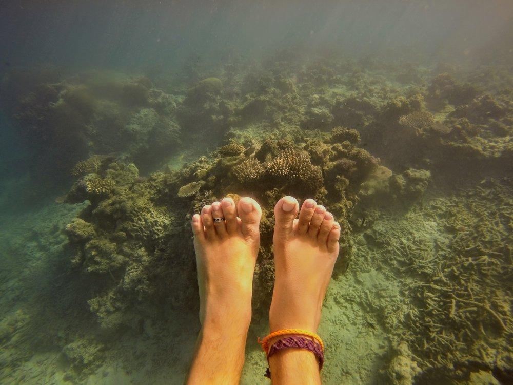 July 13, under Undine Bay.