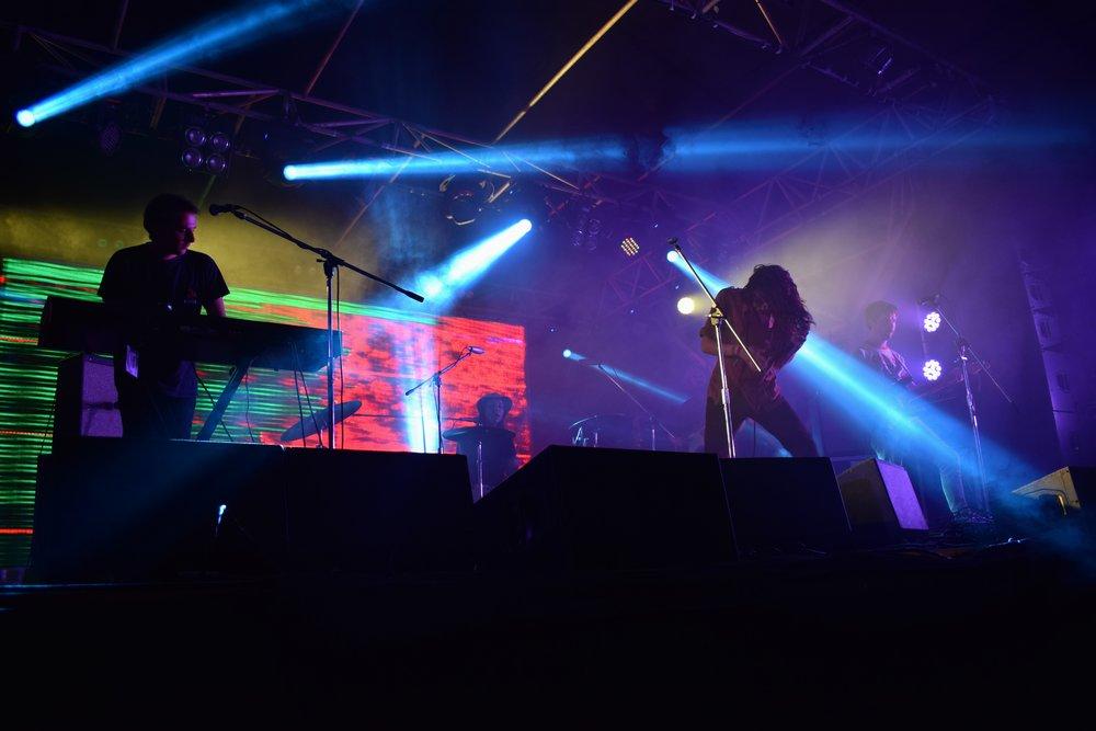 The Murlocs at Gizz Fest Brisbane 2017