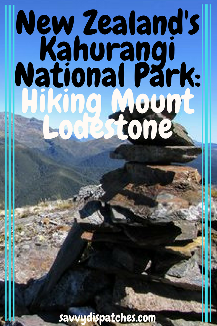 New Zealand's Kahurangi National Park is the country's largest and most remote park. Mount Lodestone is an easy day hike from Motueka.