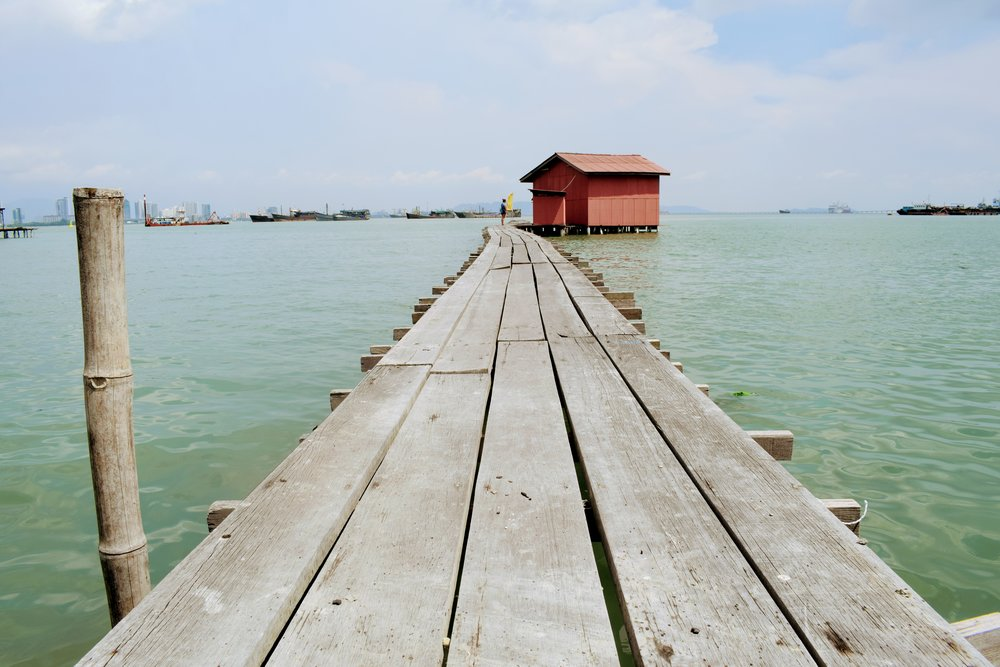 clan jetty penang