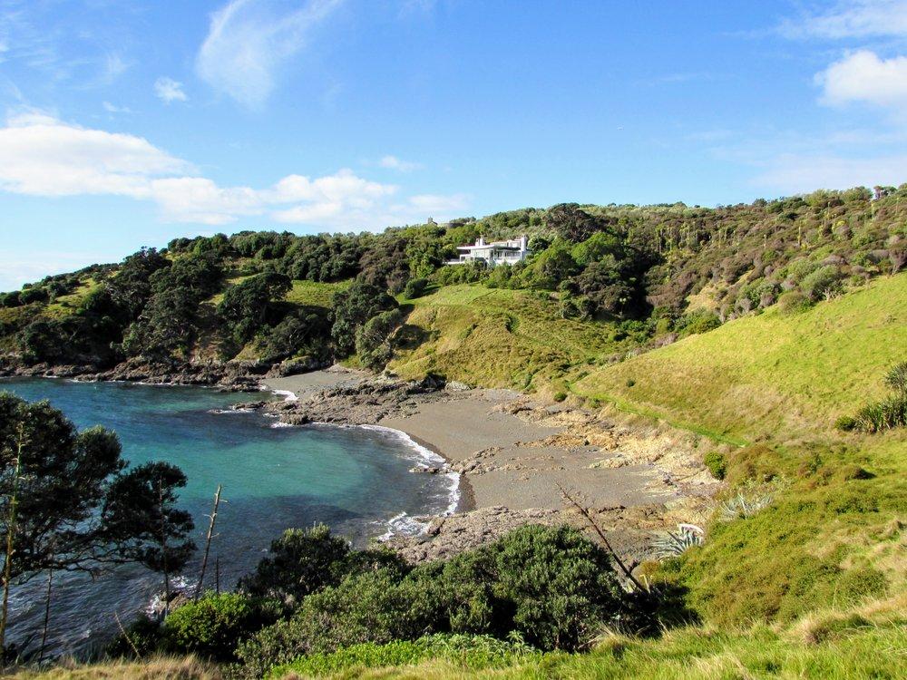 Matietie Historic Reserve, Waiheke Island, Auckland NZ
