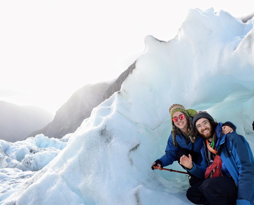 On Franz Josef Glacier