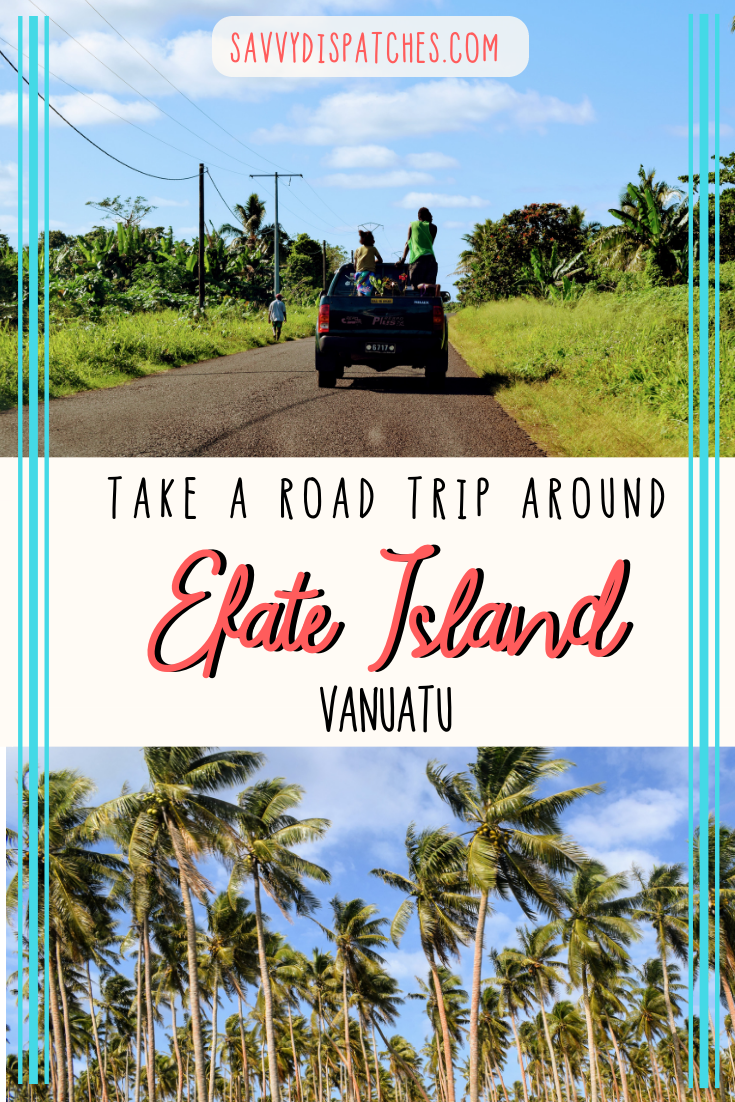 Day trips from Port Vila on Efate Island in Vanuatu | Things to do Vanuatu | South Pacific Travel