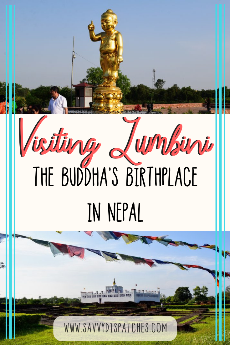 Things to Do and See in Lumbini, Nepal | The holy site of Buddha's birth | Buddhist Sites Nepal | Nepal Travel #nepal