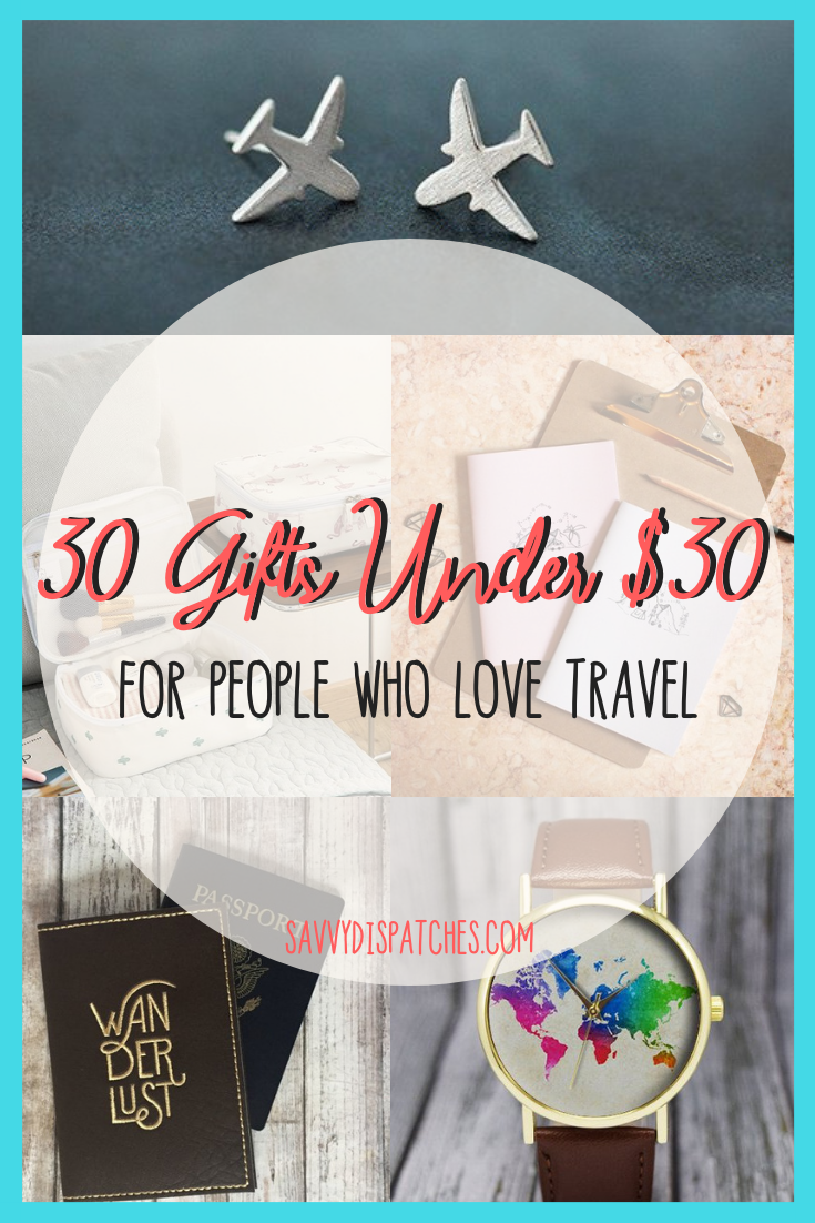 Affordable gifts for travelers on Etsy #travel #travelgifts #giftguide #etsyfinds