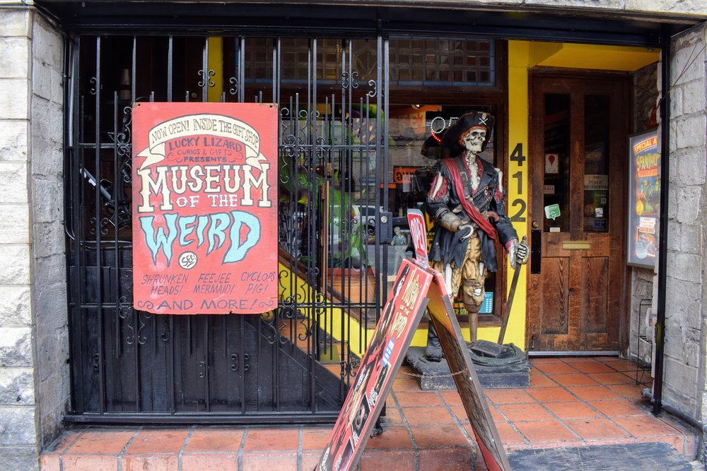 Austin Museum of the Weird