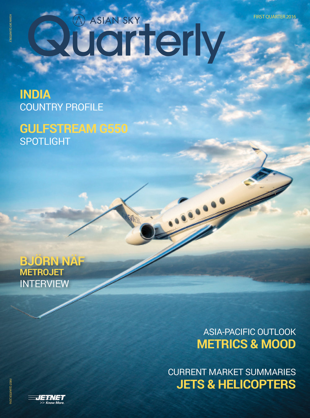 Asian Sky Quarterly - 2016 Q1