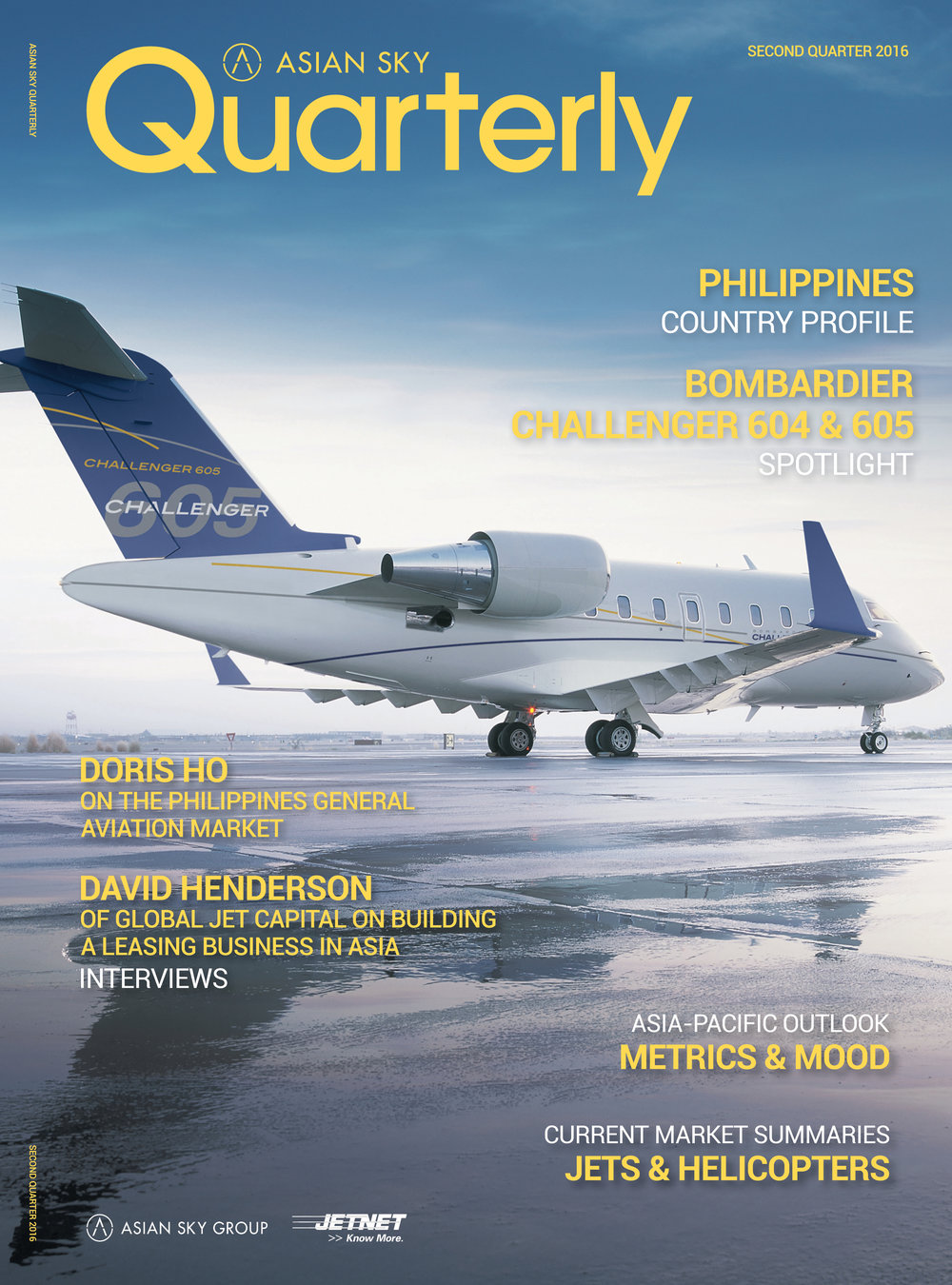 Asian Sky Quarterly - 2016 Q2