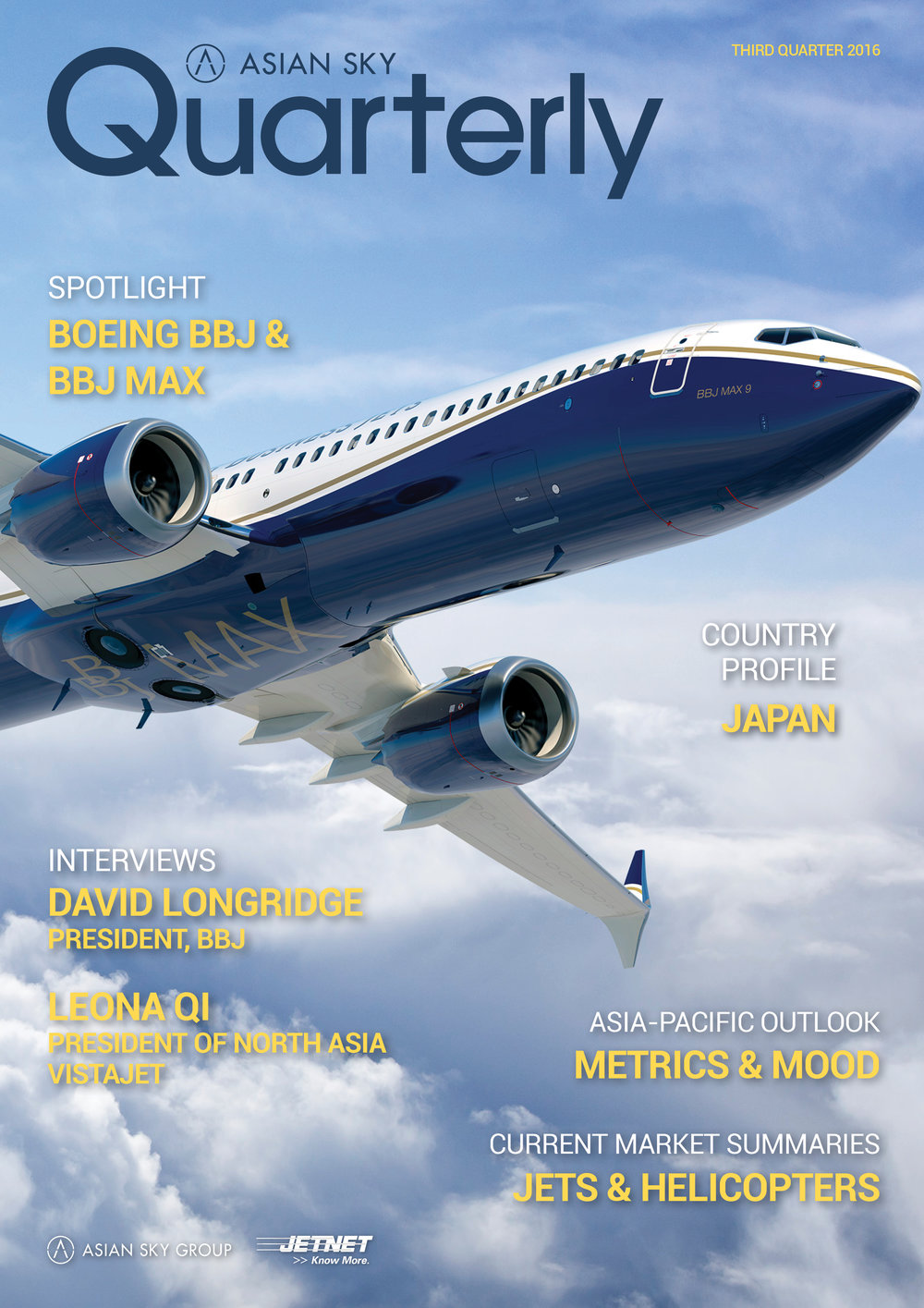 Asian Sky Quarterly - Q3 2016