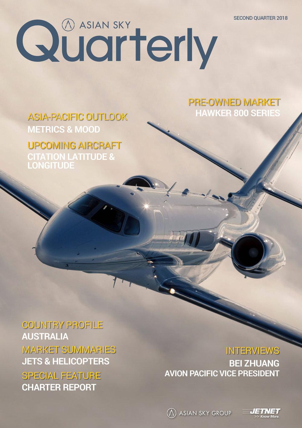 Asian Sky Quarterly - Q2 2018